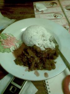 Beef Teriyaki IDR 15.5