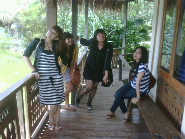 cottage Sapu Lidi Lembang