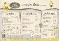 menu minuman Giggle Box